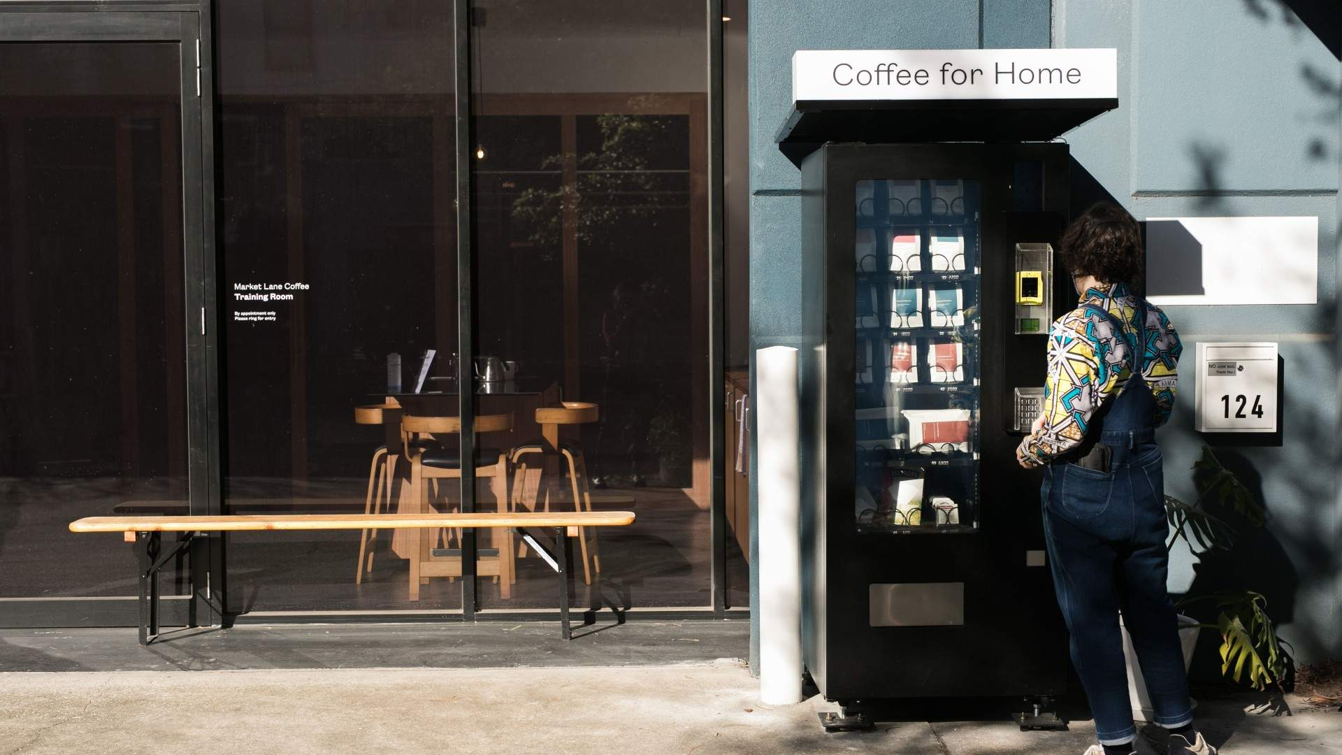 Market Lane Coffee Vending Machine