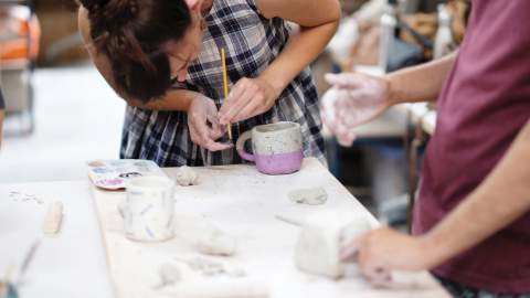 Ceramics Workshops