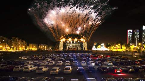 Drive-In Concerts Are Coming to Melbourne and Sydney This Winter