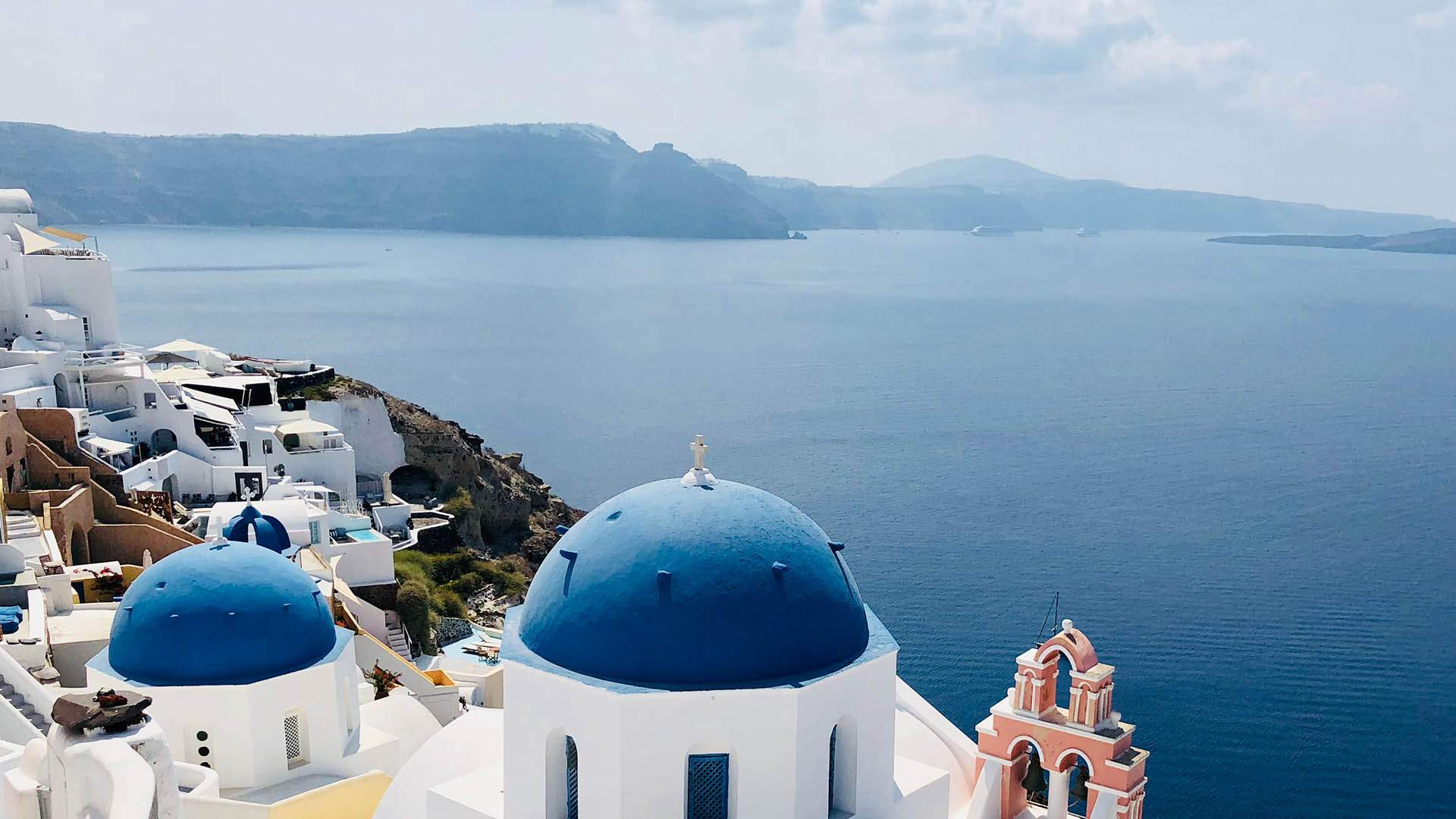 Greece Will Reopen to Tourists from Down Under from Mid-June