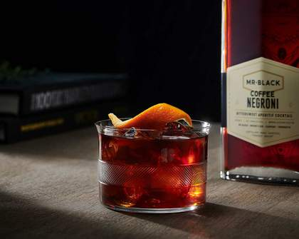 Mr Black Has Just Released a Bottled Coffee Negroni for When You Want Both Caffeine and Booze