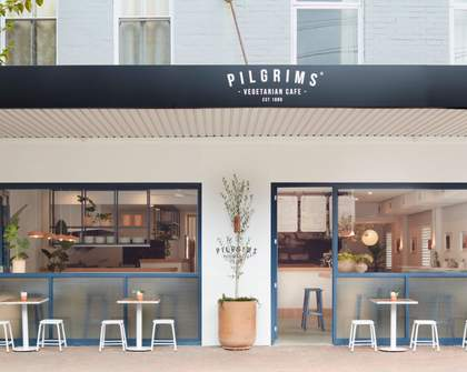 South Coast Institution Pilgrims Vegetarian Cafe Has Just Opened in Bronte