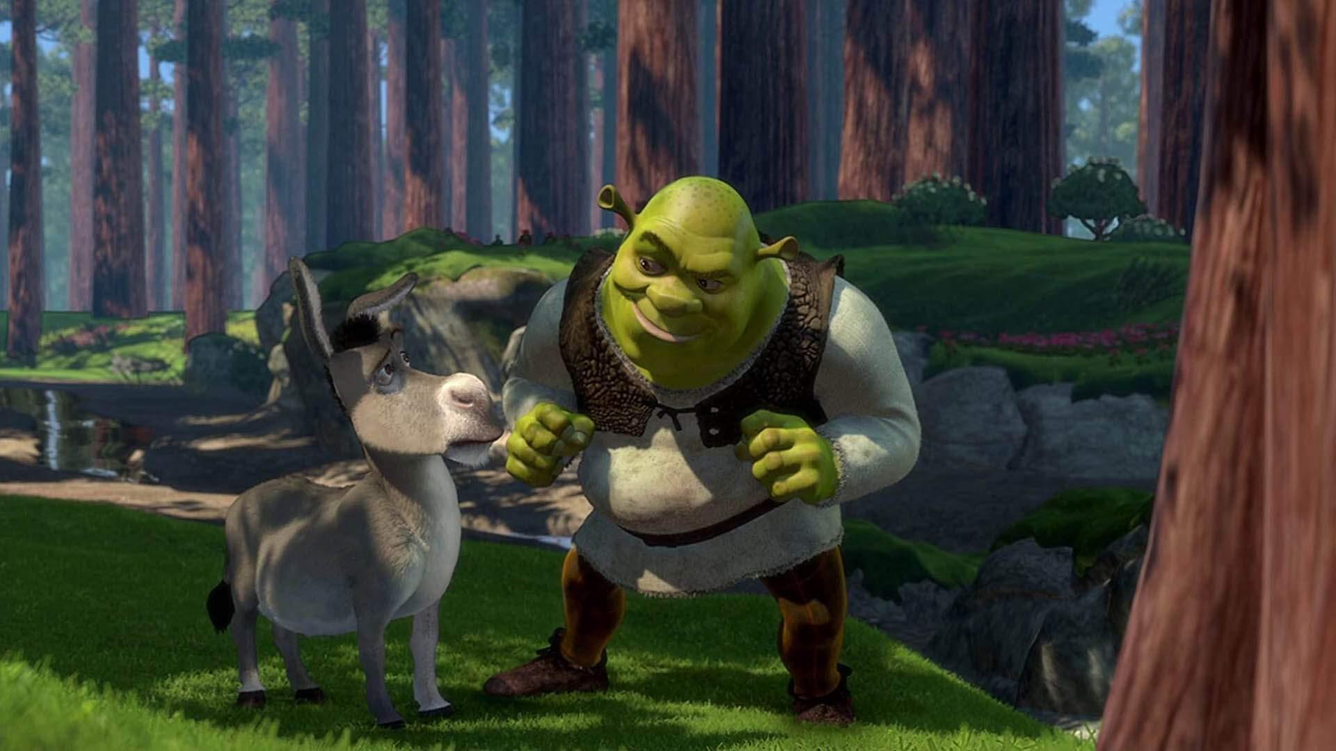 Isolation Trivia: 'Shrek' Edition