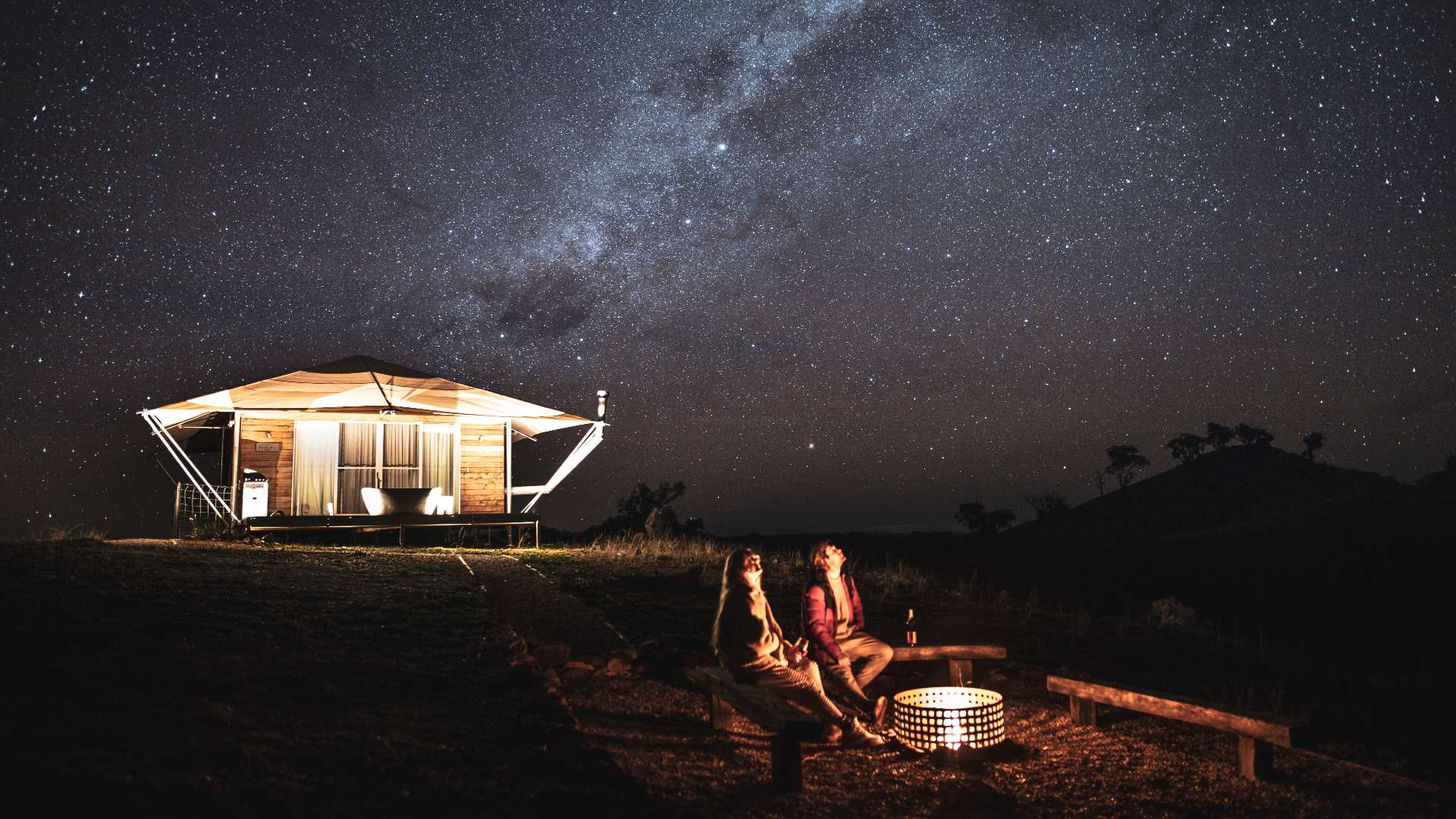 The Eight Best Glamping Spots Near Sydney