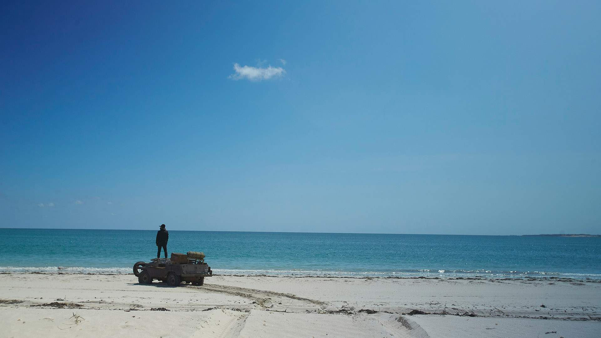SBS's New Documentary 'The Beach' Is the Thoughtful and Scenic Isolation Viewing We Need Right Now