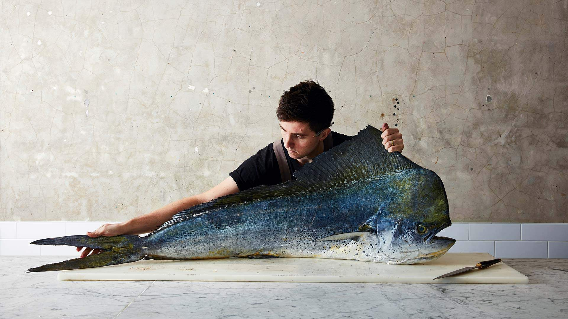 Sydney Seafood King Josh Niland Just Won the James Beard Book of the Year Award