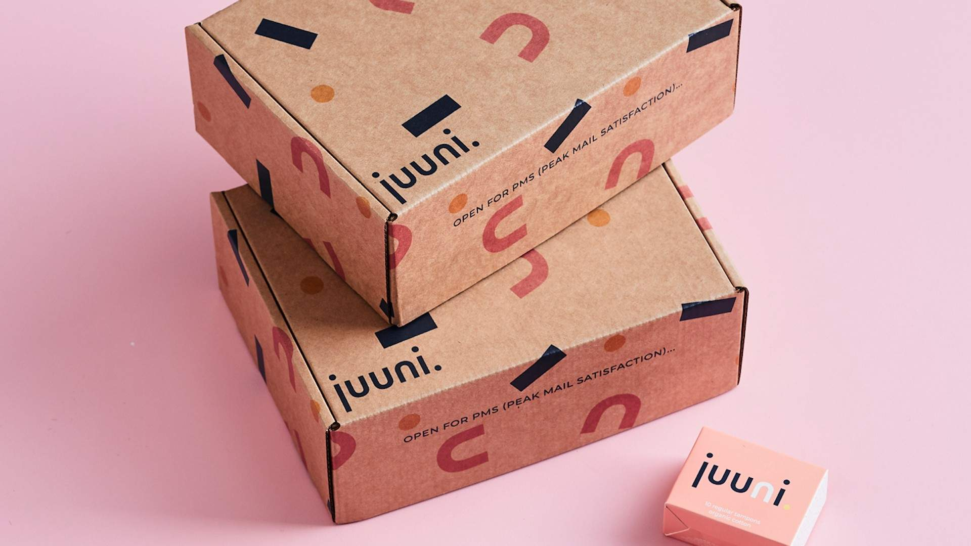 Organic Pad and Tampon Subscription Service Juuni Is Giving Away Free Period and Skincare Products