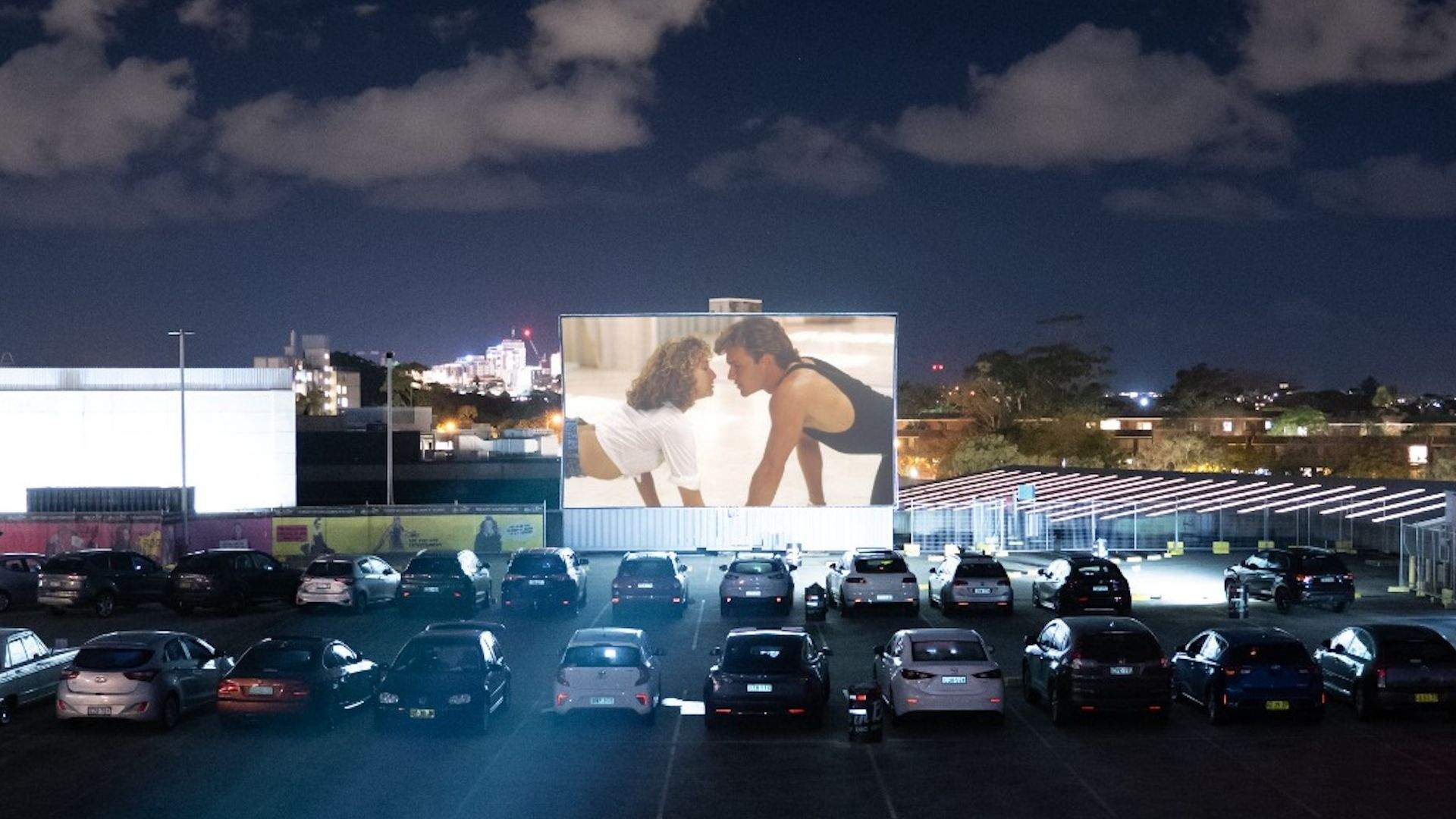 Mov'In Car Drive-In Cinema