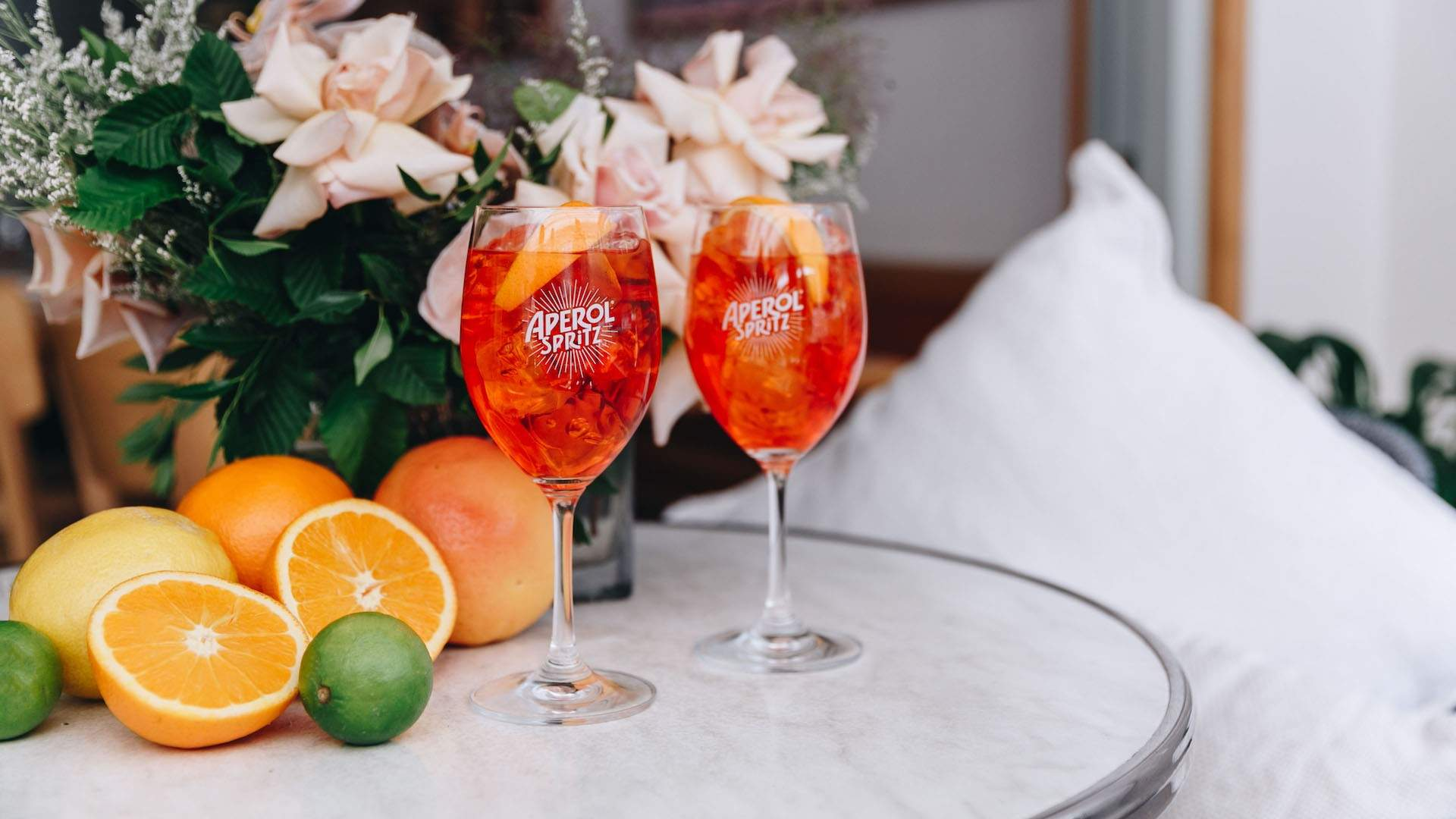Aperol Has Launched a Series of Free Cooking and Art Classes to Help Up Your Aperitivo Game