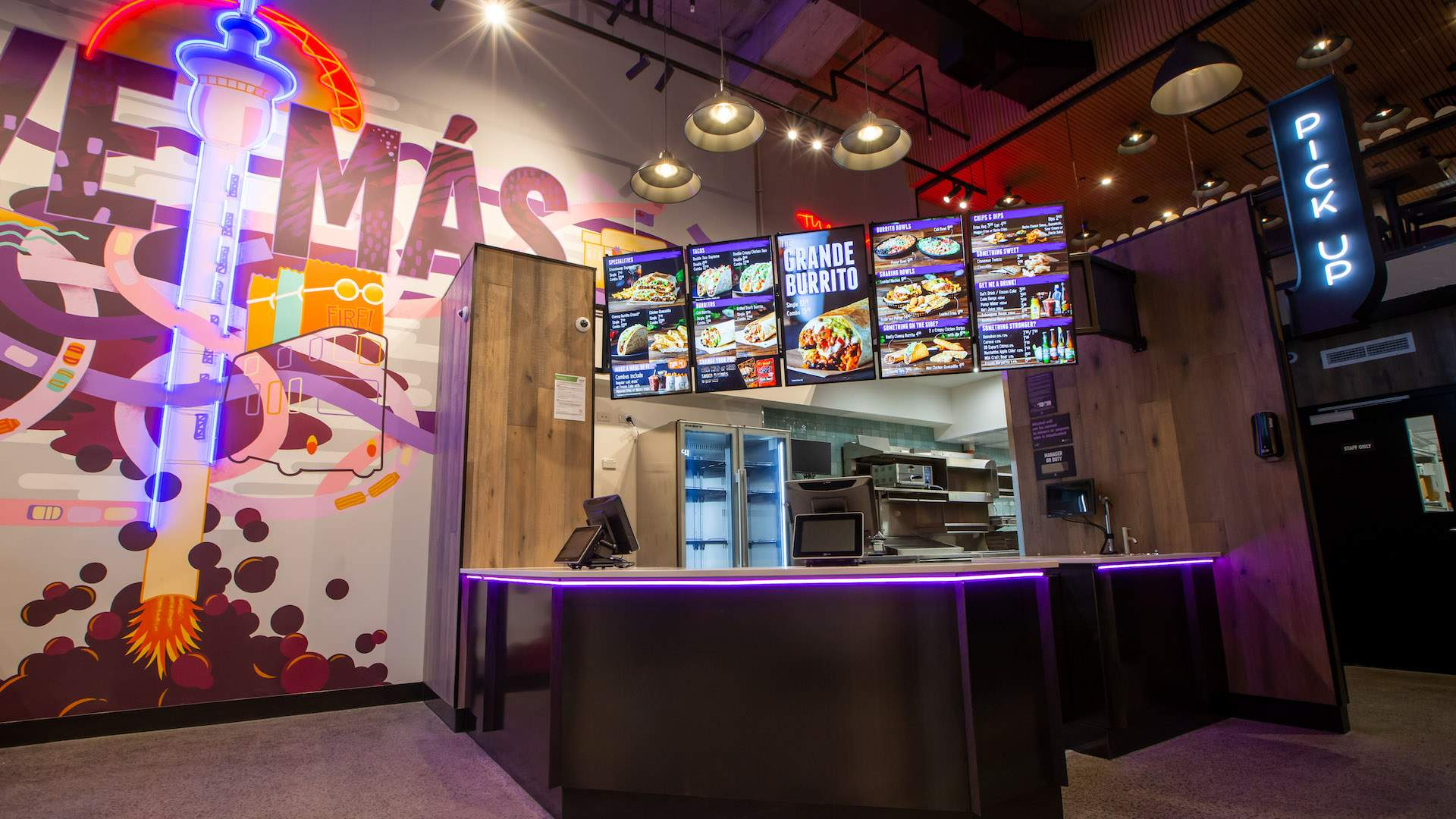 Taco Bell Is Opening Its Second Auckland Store Next Week