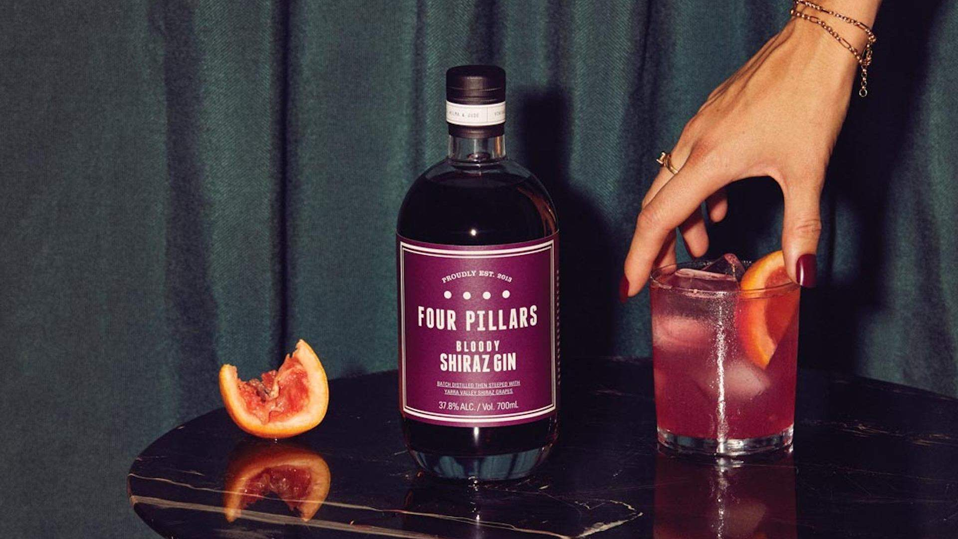 Four Pillars Is About to Release Its 2020 Batch of Bloody Good Bloody Shiraz Gin