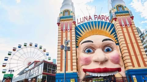 Luna Park's Reopening Extravaganza