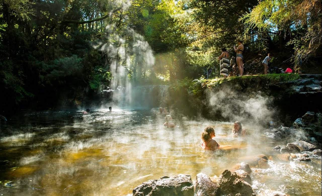 Five Natural Hot Springs in New Zealand to Visit This Winter