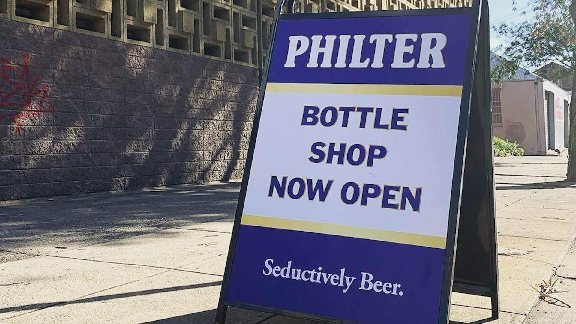 Philter Has Opened a Bottle Shop in an Old Marrickville Yoghurt Factory