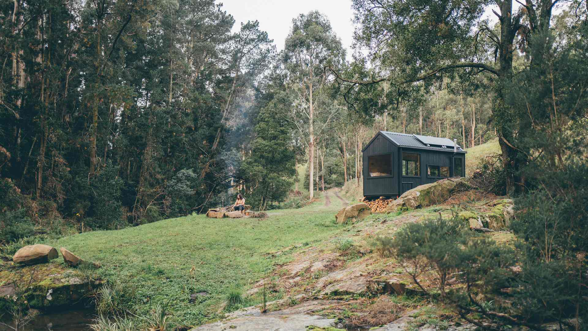 We're Giving You the Chance to Live an Unyoked Life with Off-Grid Escapes Every Three Months