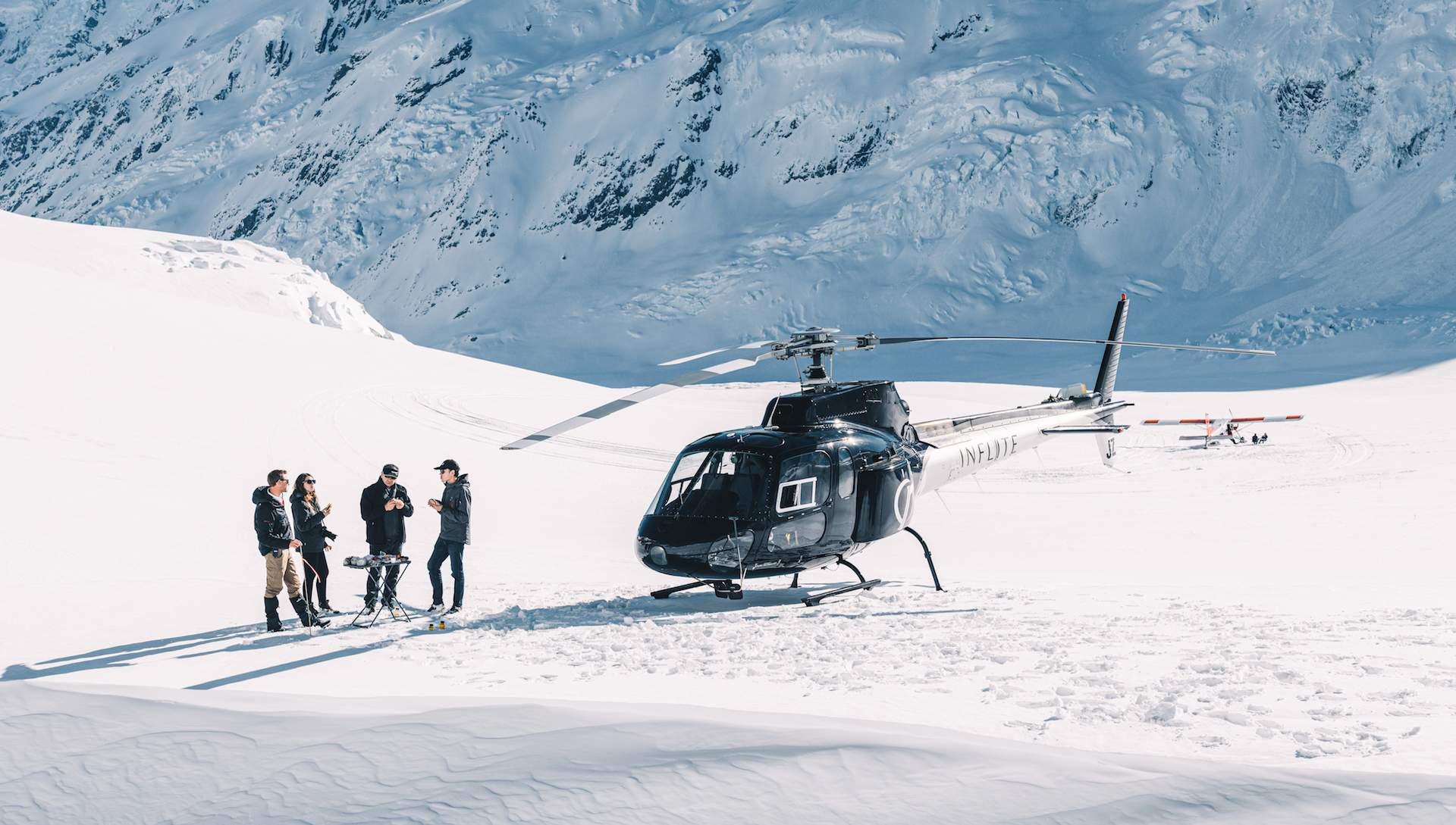 Seven New Zealand Snow Experiences That Aren't Just Skiing or Snowboarding