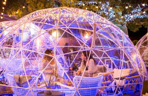 Igloos in the Valley