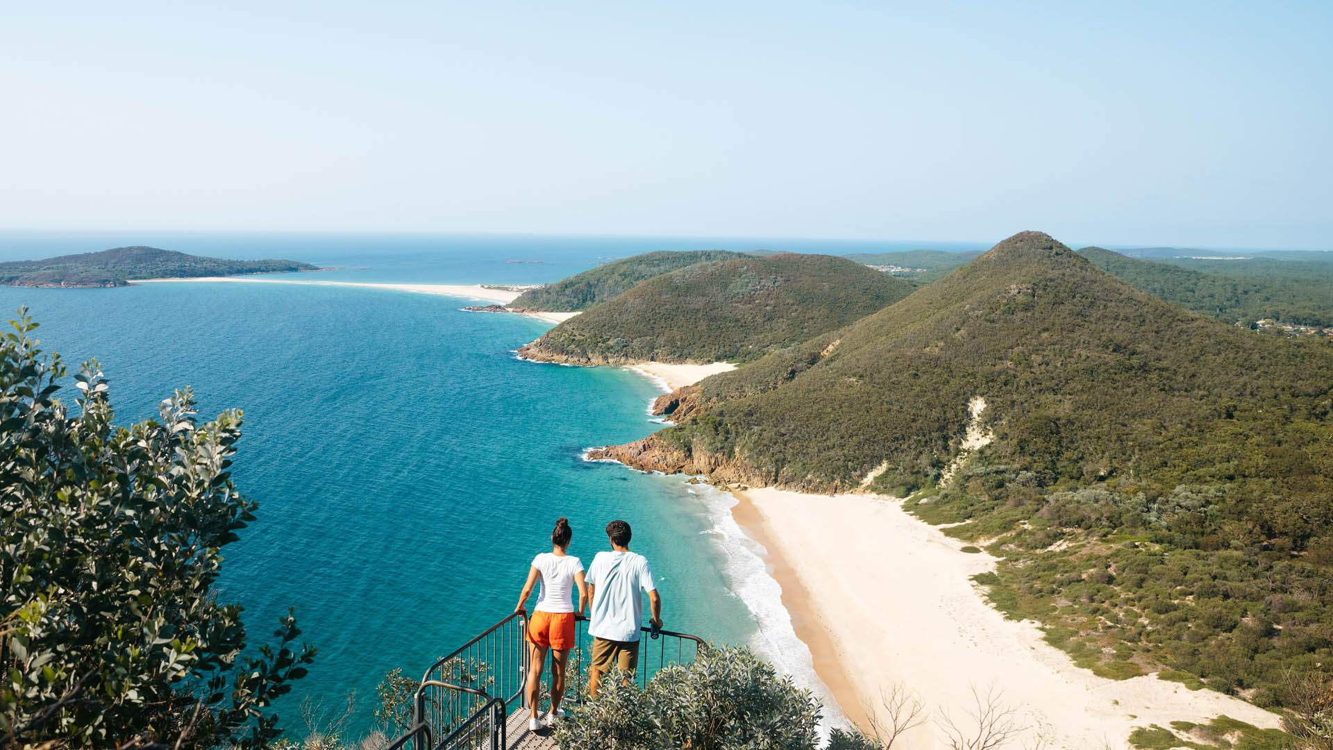 Beyond the Beach: Port Stephens