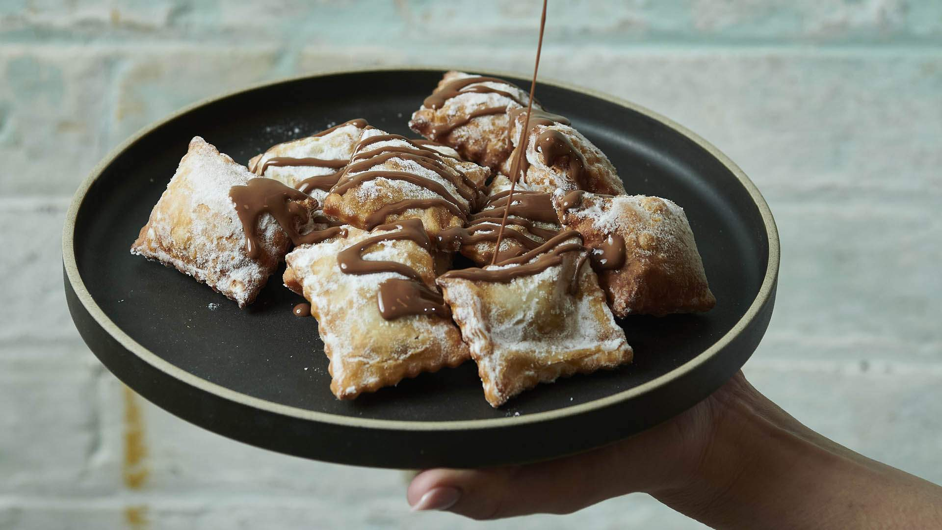 Piccolina Is Now Selling Nutella Ravioli, Cookie Dough and Puddings That You Can Bake at Home
