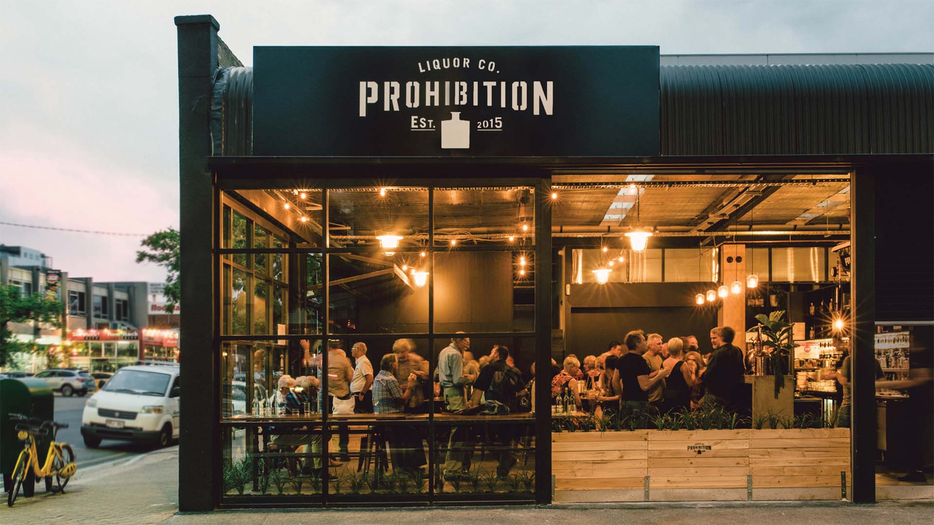 Prohibition Liquor Co