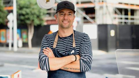 This Auckland Food Truck Is Now Delivering One-Metre-Long French Sausages
