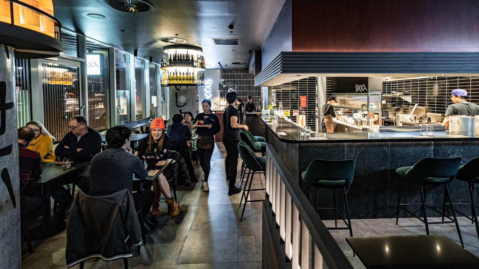Sekka Dining Is the Lower North Shore's New Izakaya and Ramen Joint from the Ichibandori Team