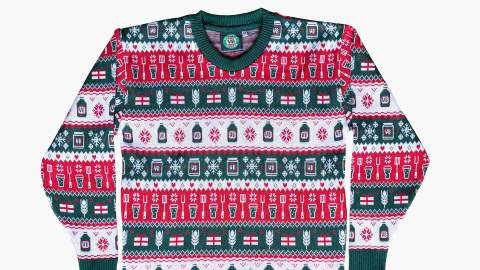 Victoria Bitter Has Just Added a Christmas Sweater to Its Retro Clothing and Merch Line