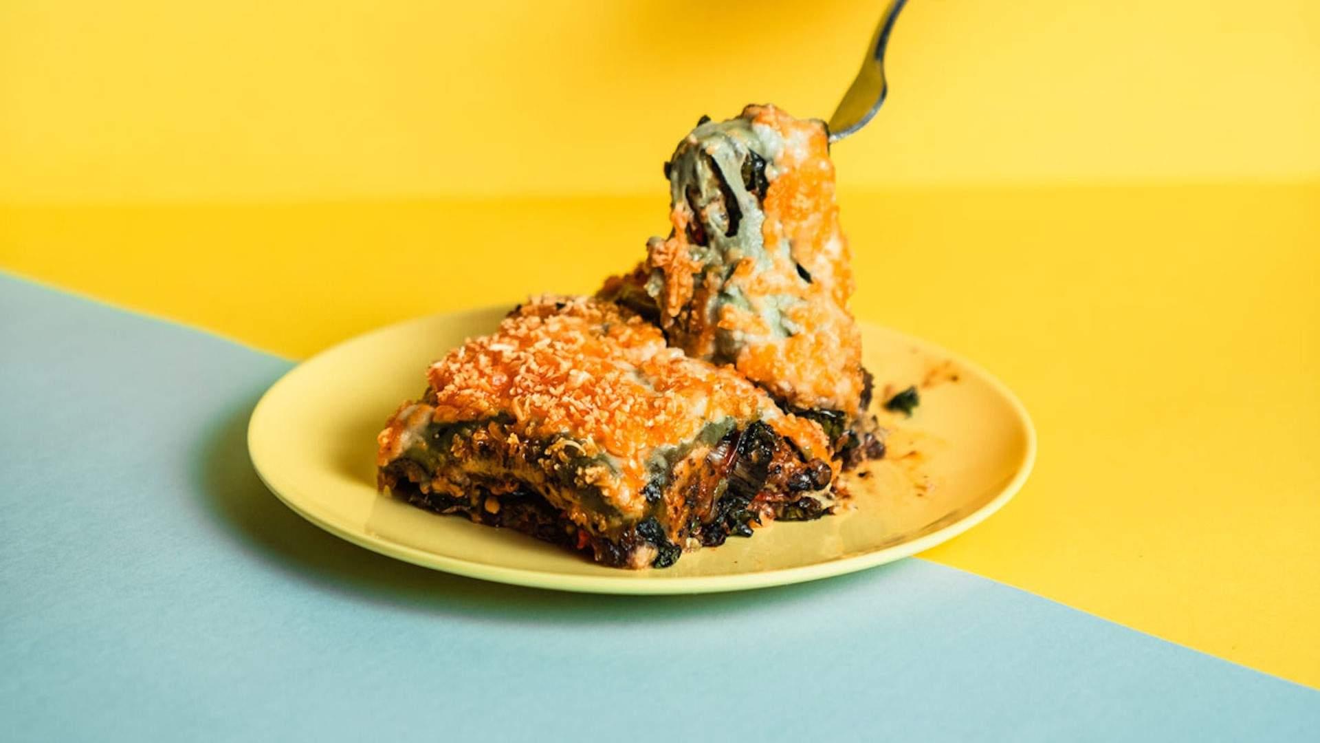 Lasagna Del Rey Is Melbourne's New Pasta Service Delivering Vegan and Organic Beef Slices