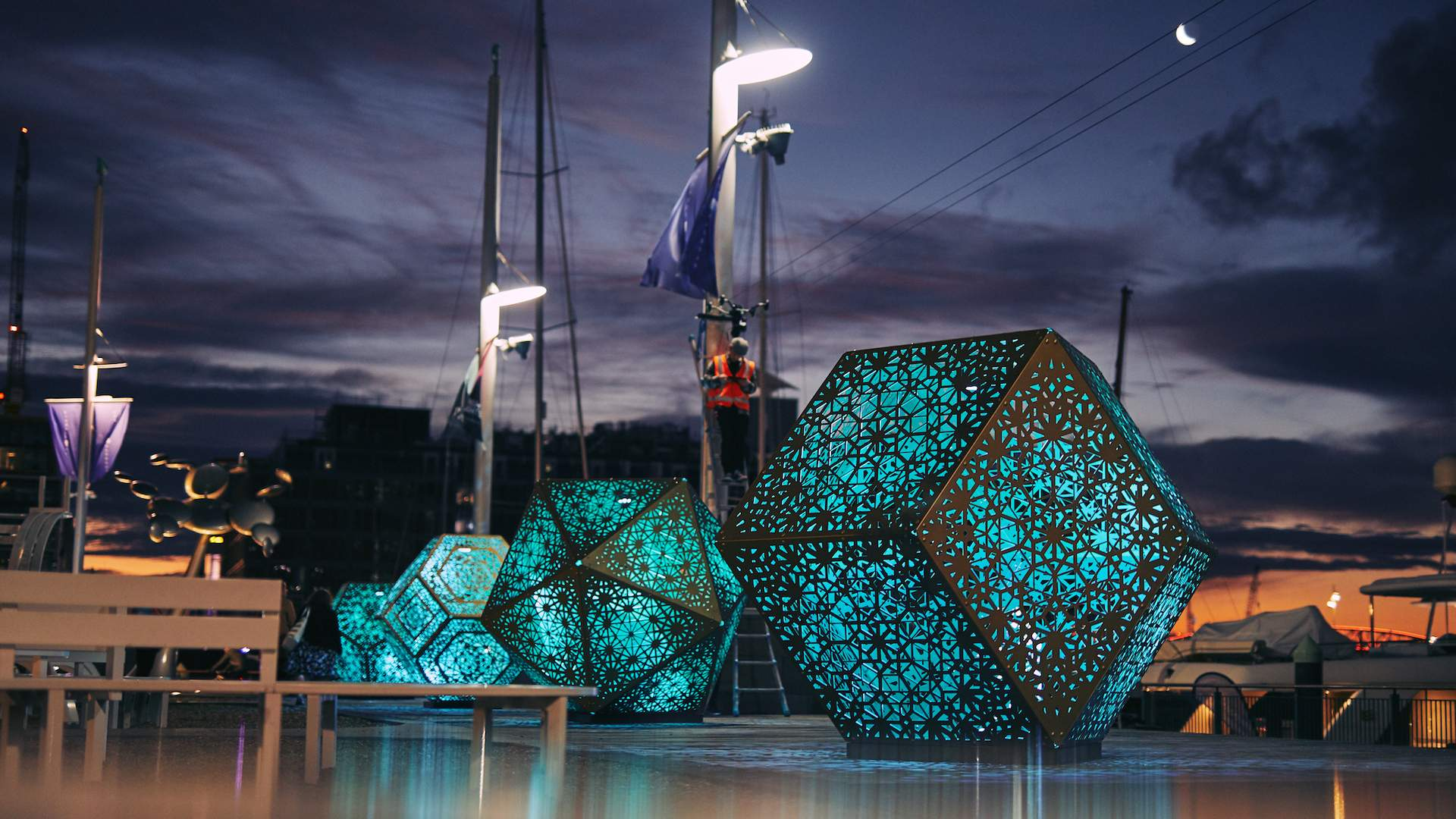 A New Light and Fire Festival Is Coming to Hawke's Bay