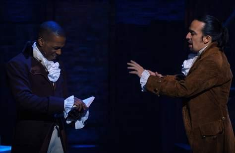 Totally F*ct Trivia: 'Hamilton' Edition