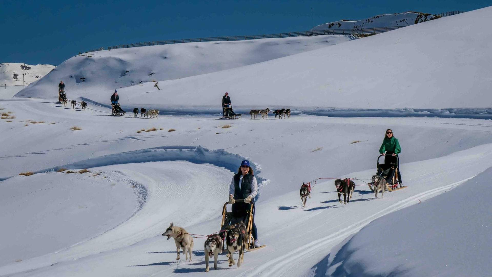 Six New Zealand Snow Experiences That Aren't Just Skiing or Snowboarding