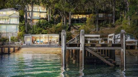 Twenty of the Most Secluded Waterfront Getaways You Can Book on the Northern Beaches