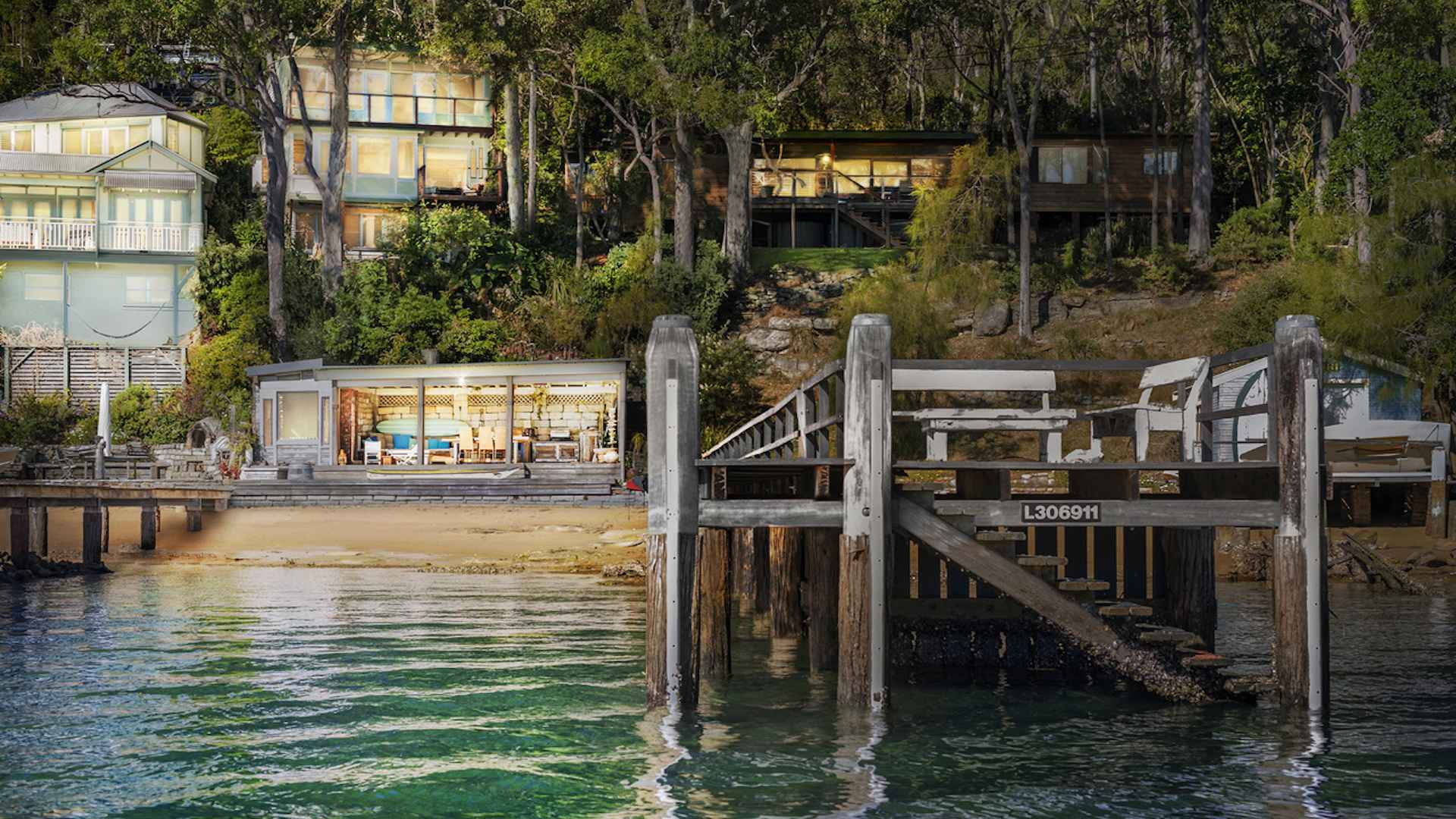 The Most Secluded Waterfront Getaways You Can Book on the Northern Beaches