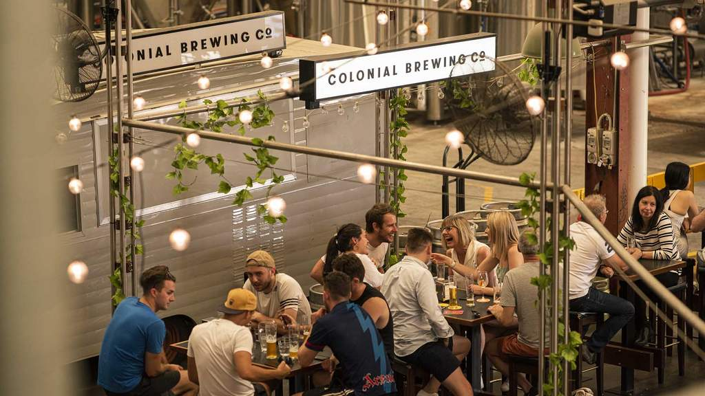 Colonial Brewing Co
