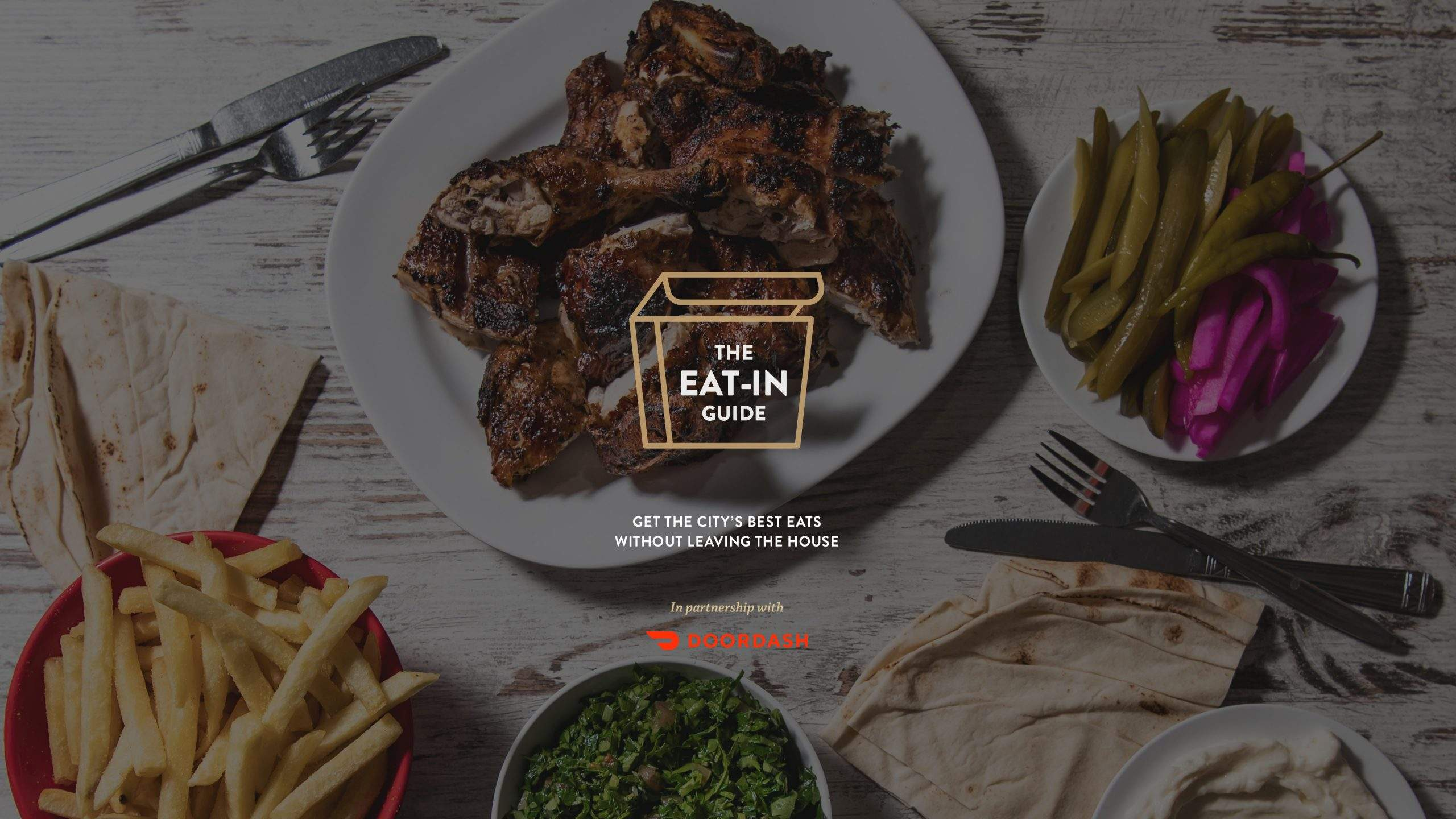 The Eat-In Guide