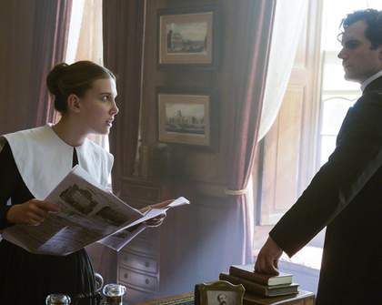 Millie Bobby Brown Plays Sherlock's Sister in the Trailer for New Netflix Movie 'Enola Holmes'
