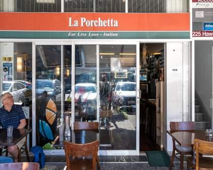 La Porchetta St Lucia
