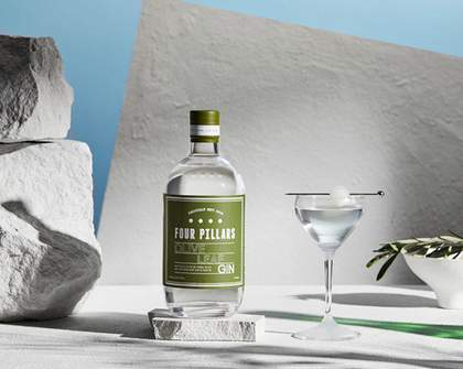 Four Pillars Is Releasing a New Olive Leaf Gin That's Perfect for Springtime Cocktails