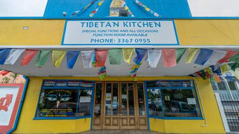 Tibetan Kitchen