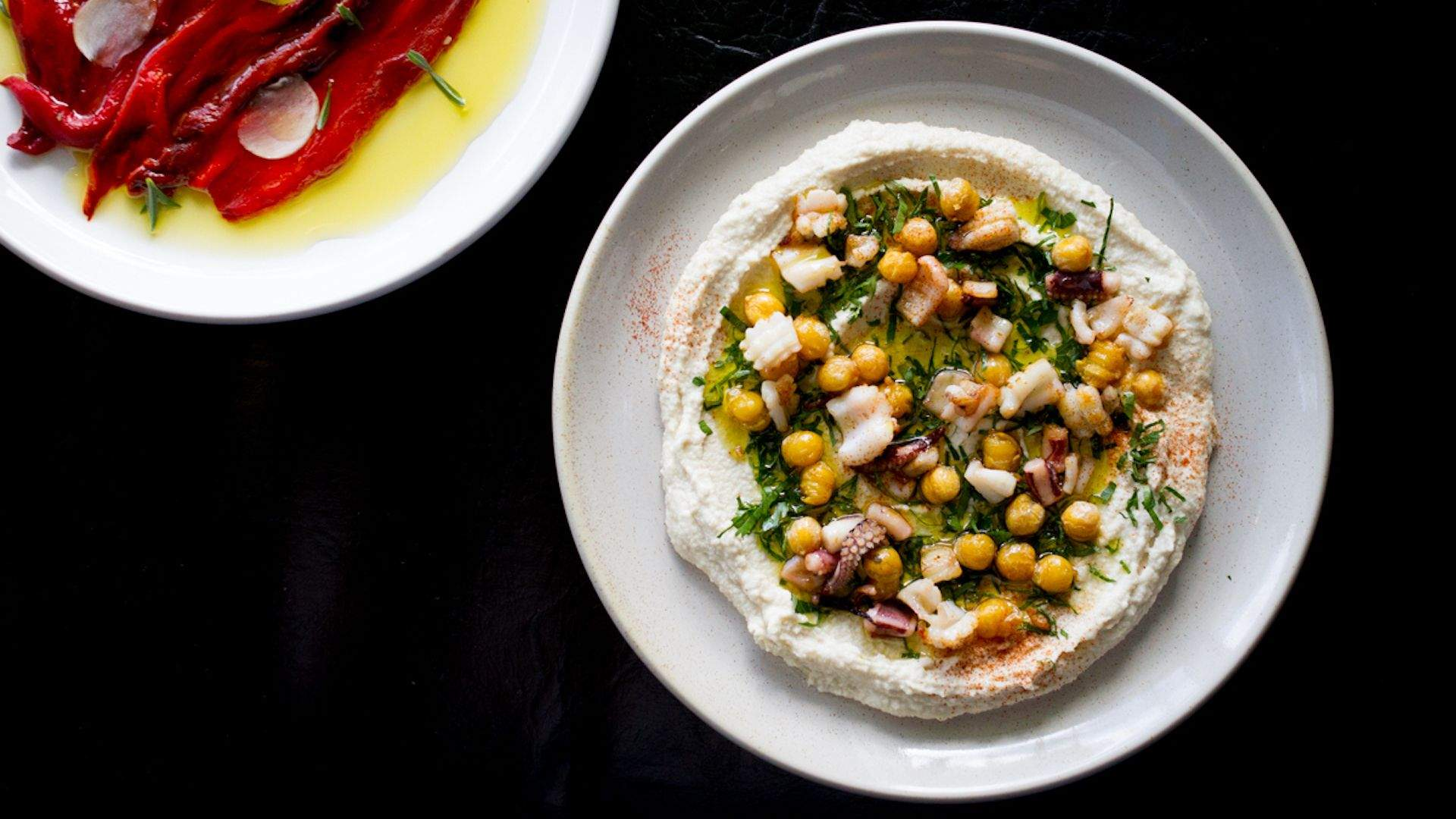 Bar Saracen Is Selling Tubs of Its Signature Hummus to Raise Relief Funds for Beirut