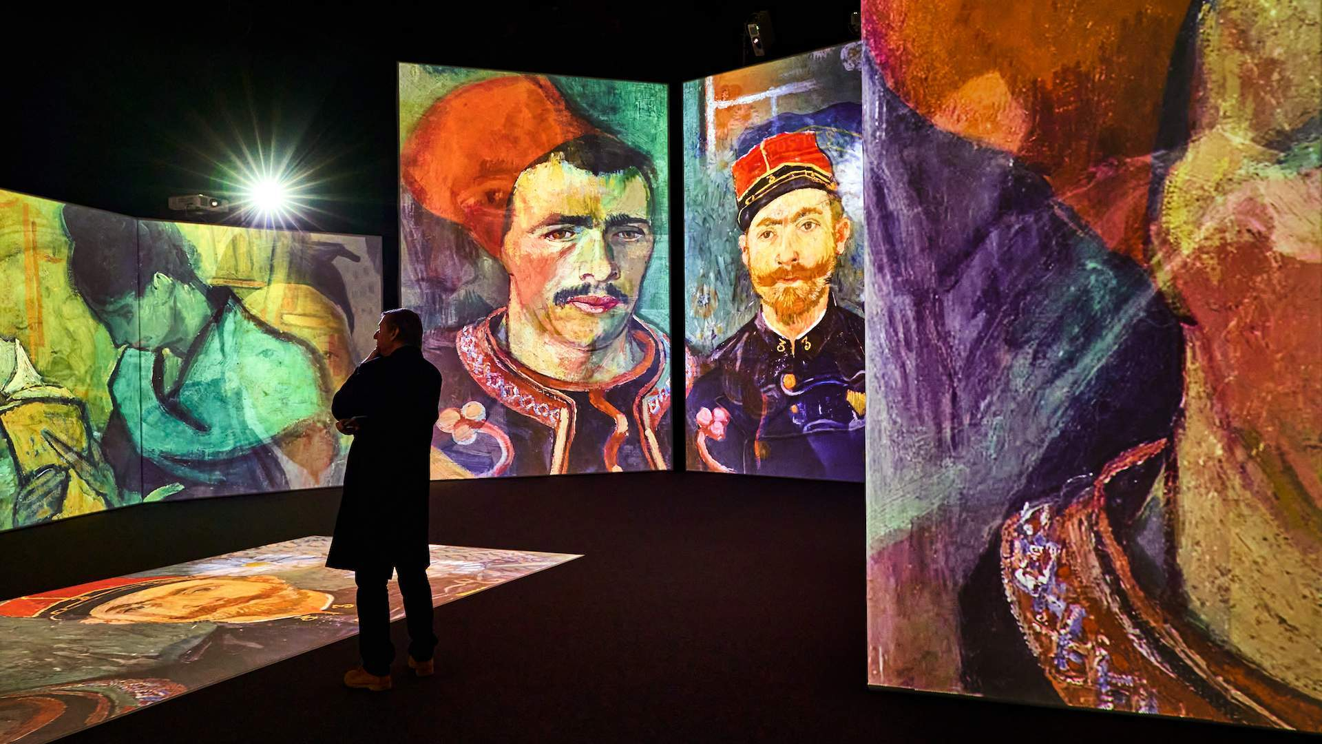 Digital Nights Wellington – Van Gogh Alive