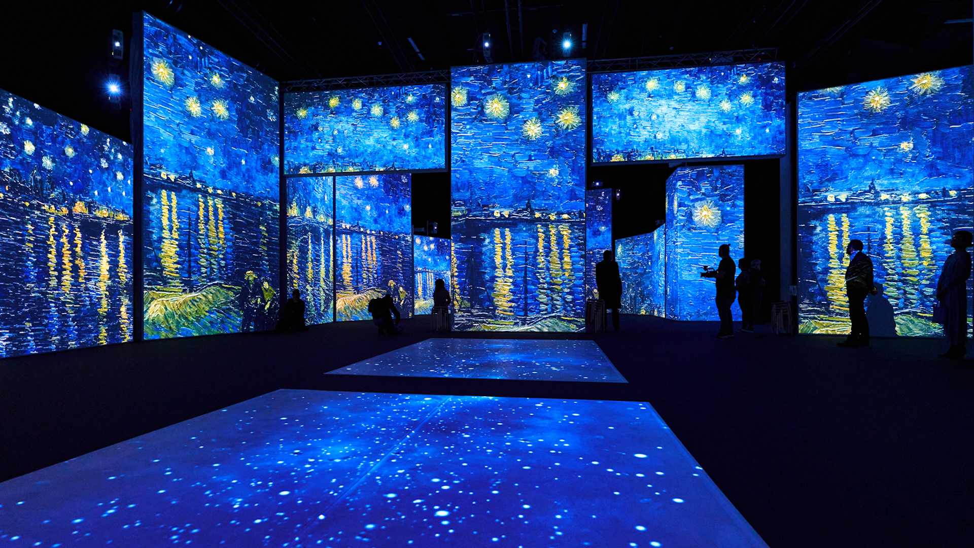 This Huge Multi-Sensory Van Gogh Exhibition Is Coming Back to New Zealand