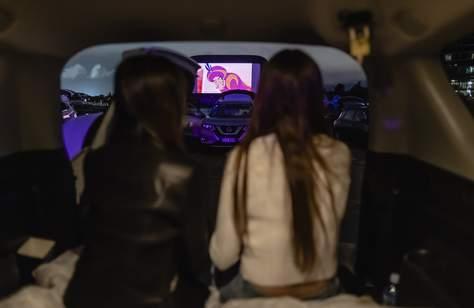 Disney+ Drive-In
