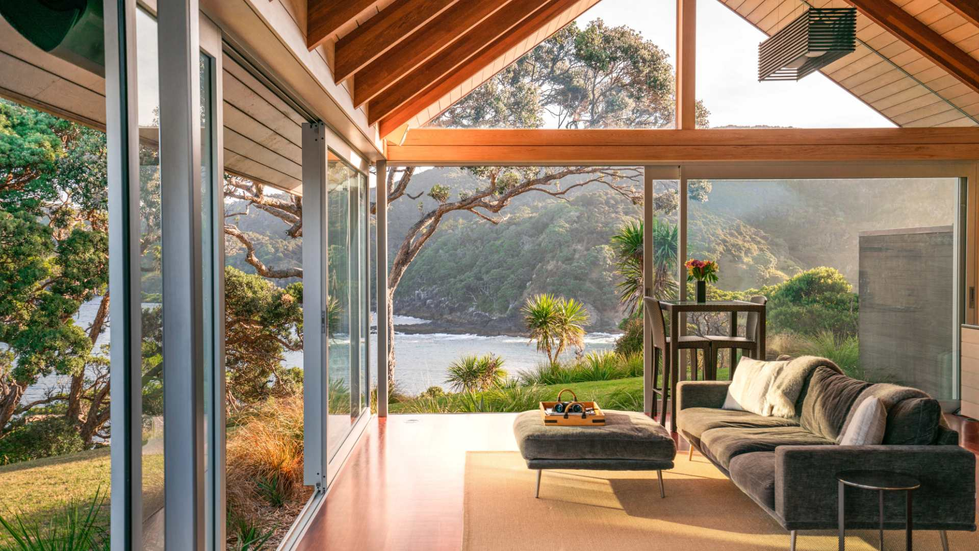 Twenty of the Most Luxurious Waterfront Stays You Can Book in Auckland