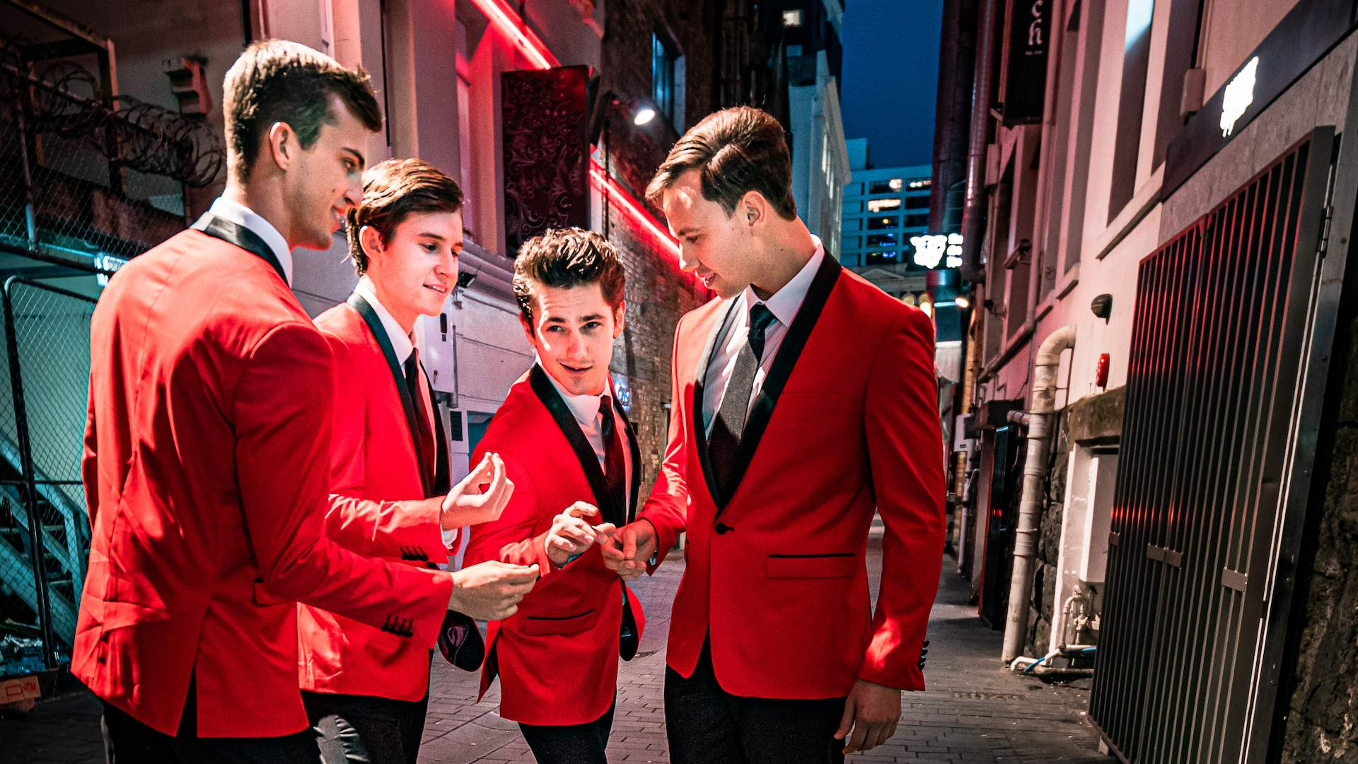Tony Award-Winning Musical 'Jersey Boys' Is Coming to New Zealand Next Year