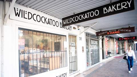 Wild Cockatoo Bakery