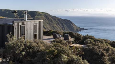 Pipinui Point Is Wellington's New Luxury Clifftop Retreat
