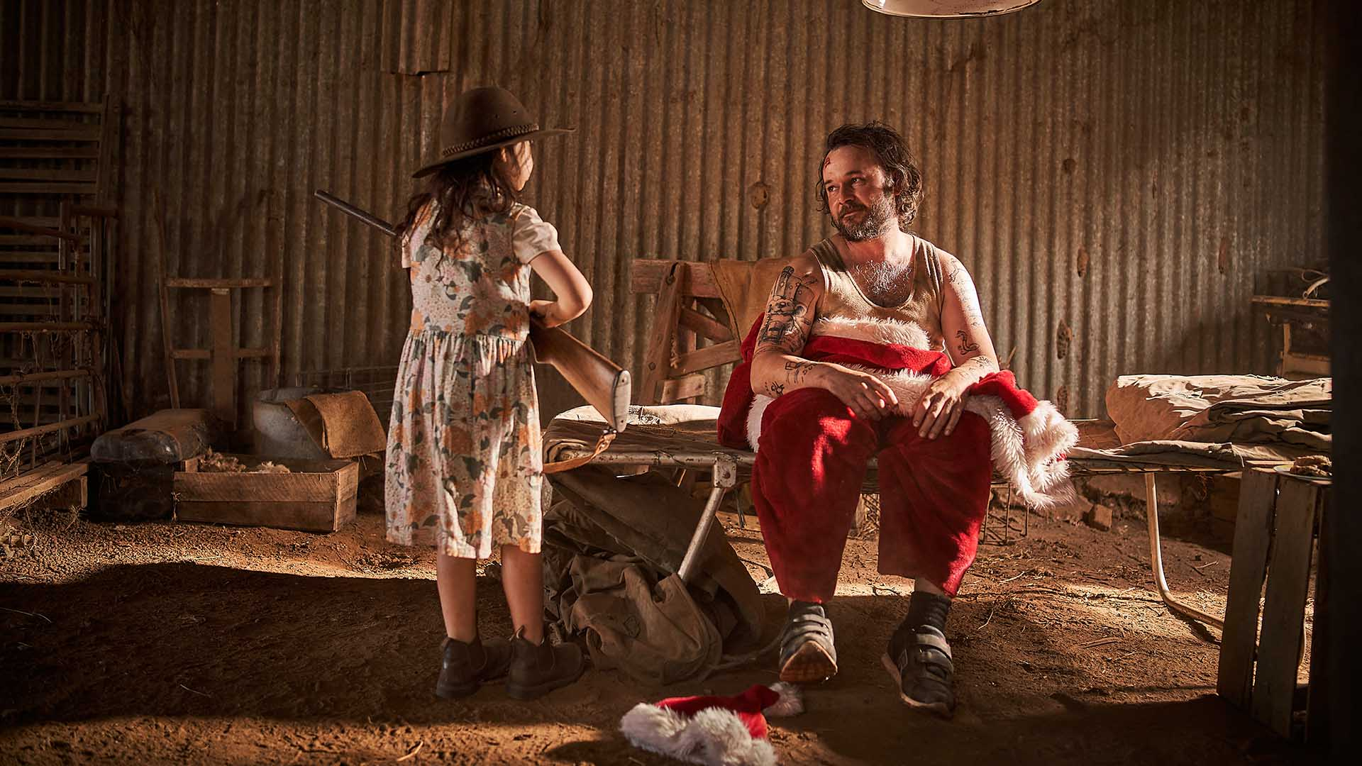 Stan Is Gifting Festive New Aussie Comedy 'A Sunburnt Christmas' to Your End-of-Year Streaming Queue