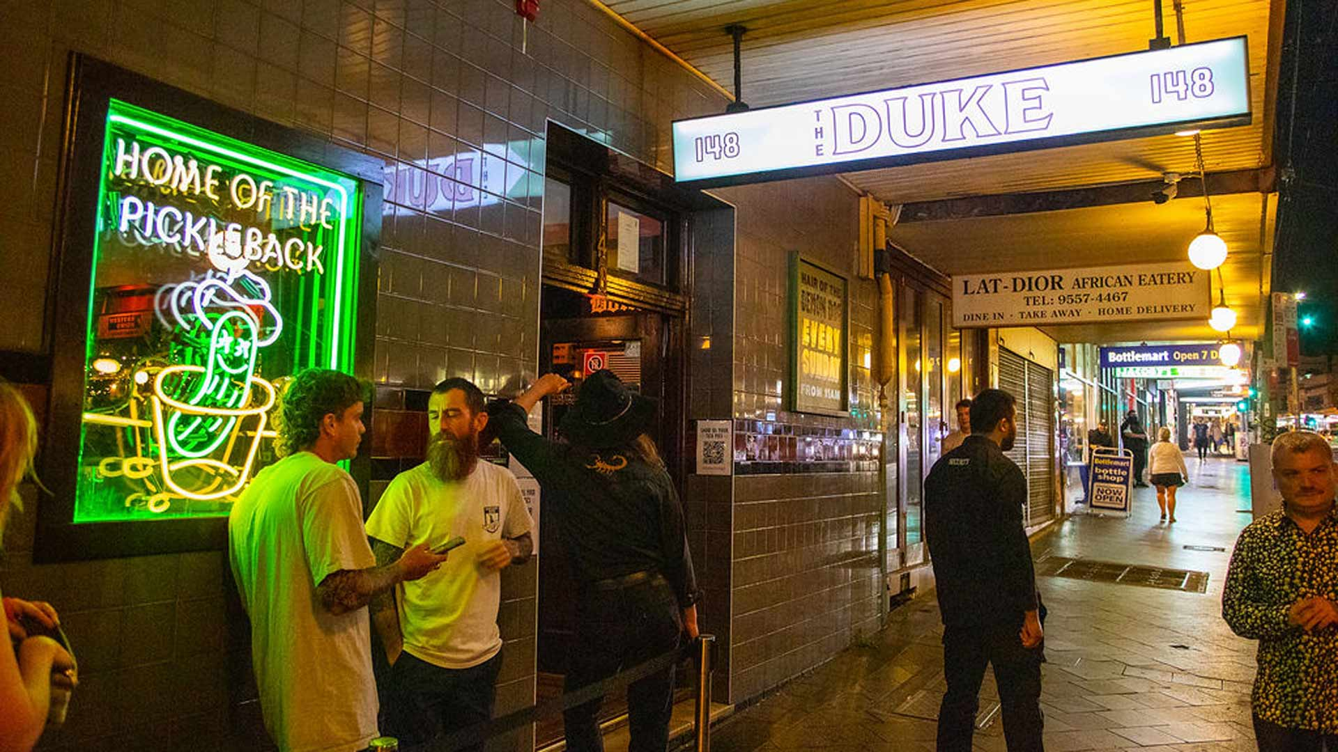 The Team Behind the Oxford Tavern Has Reopened Inner West Corner Pub The Duke of Enmore