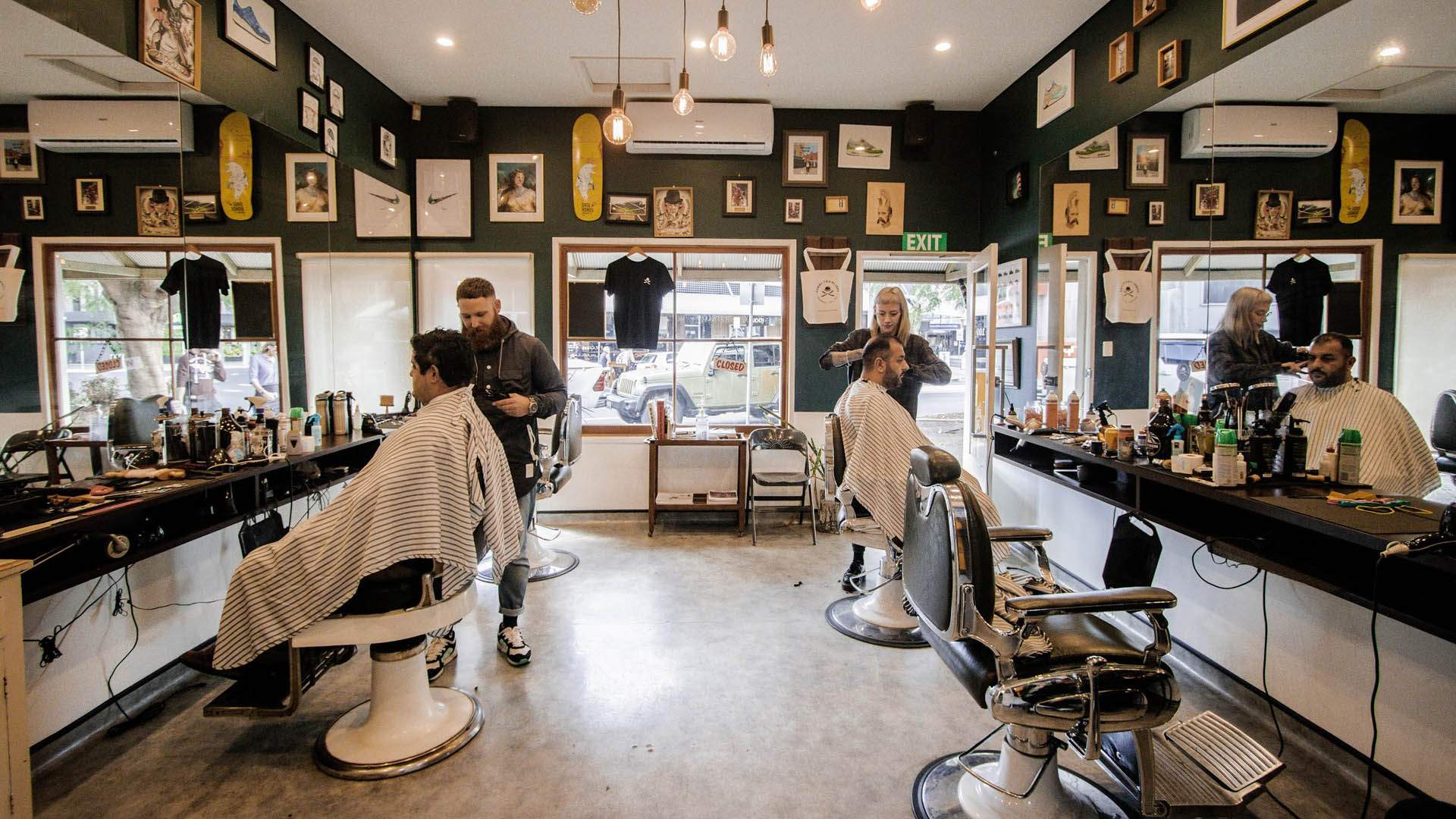 Five Places to Get a Wet Shave in Brisbane for When You're Prepping for Movember